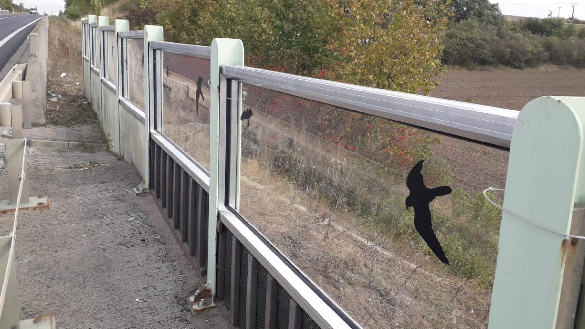 Servis PHS, dálnice, protihluková stěna, PHS, transparentní panel